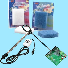 Aquarium Heaters and Siphons - Free Shipping
