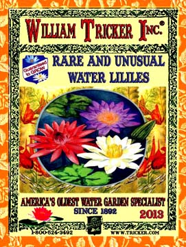 Tricker's Water Gardening Catalog