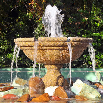 Water Fountains and Displays