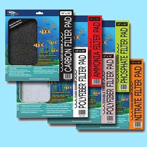 Aquarium Replacement Filter Media, Cartridges, etc. - Free Shipping