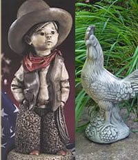 Farm & Ranch Statues