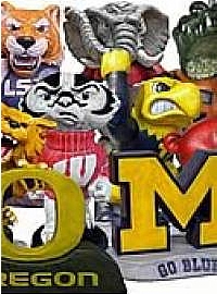 Sports Statues & College Mascots