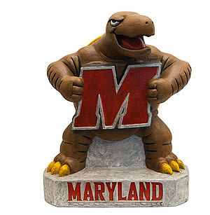 "Maryland ""Terp"" College Mascot"