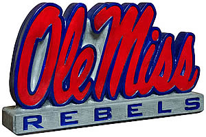 "Mississippi ""Ole Miss"" College Mascot"