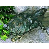 Medium Turtle Outdoor Water Spitter