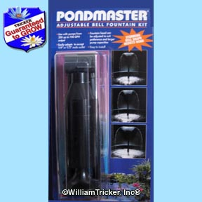 Pondmaster - Adjustable Bell Fountain Kit
