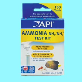 Aquarium Ammonia Test Kit