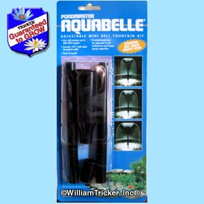 Pondmaster-Aquabelle Adjustable Mini Bell Fountain Kit