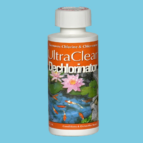 Aquarium UltraClear Dechlorinator 4 oz