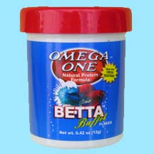 Omega One Betta Buffet Fish Food