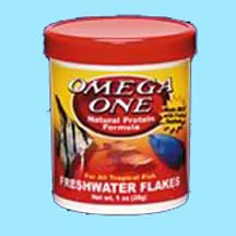 Omega One Fresh Water Flake