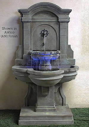 Arbois Flatwall Fountain