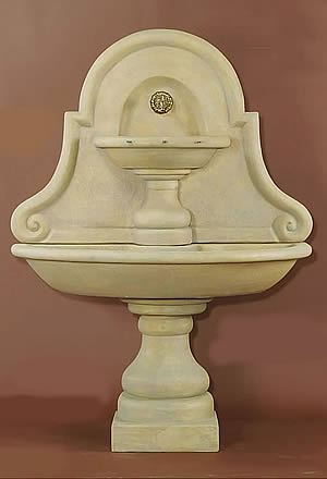Belair Wall Fountain For Spout
