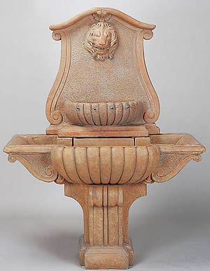 Bernini Lavabo Fountain