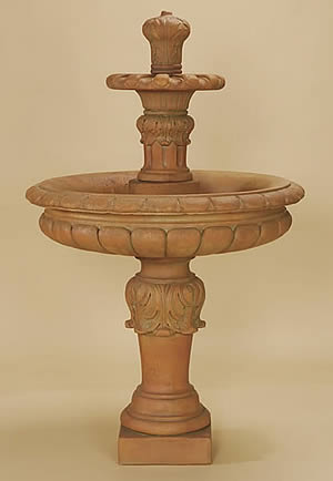 Corona 2-Tiered Fountain