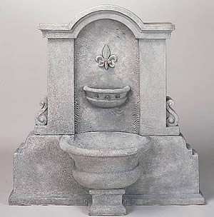 Flaminia Flatwall Fountain