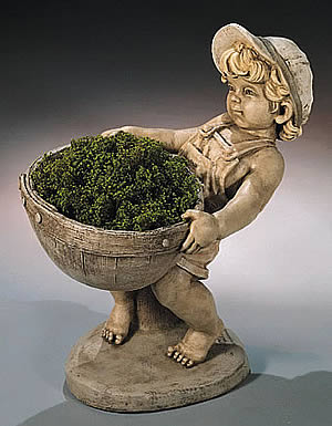 Flower Boy Planter