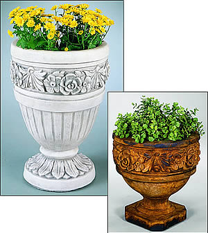 Flower Urn, small
