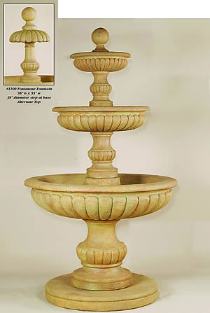 Fontanone 3-Tiered Fountain