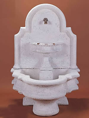 Foro Vesuvio Fountain For Spout