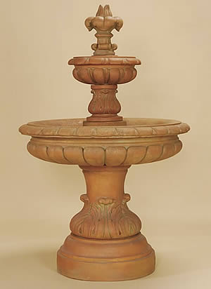 Frascati 2-Tiered Fountain