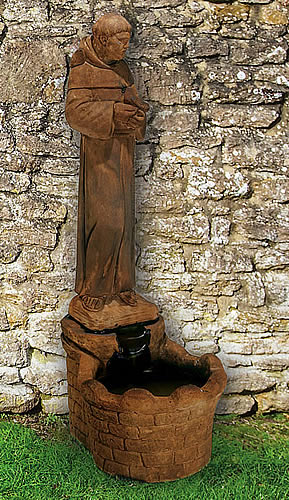 St.Francis Fountain