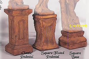 Bases and Pedestal