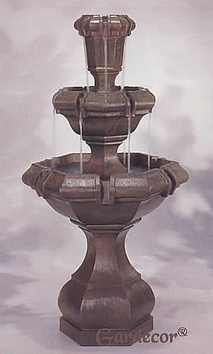 Kensington 2-Tiered Fountain