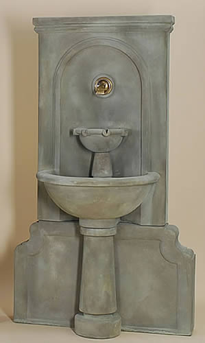 Imperia Wall Fountain for Spout