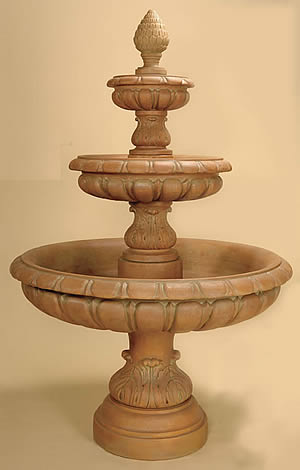 Imperiale 3-Tiered Fountain