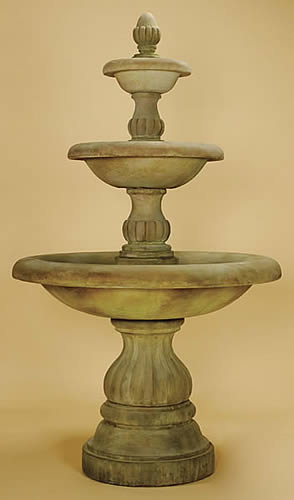 Isola 3-Tiered Fountain