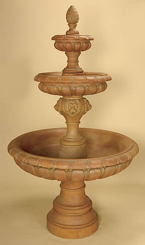 Italica 3-Tiered Fountain