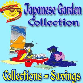 Japanese Six Dwarf Shallow Water Garden Collection
