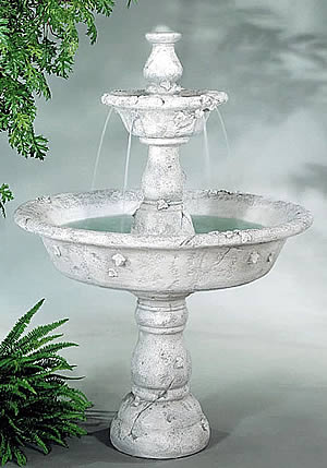 Large Tazza Tiered Fountain