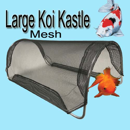 Large Koi Kastle - Mesh
