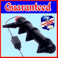Ponds up to 1200 Gal -  9 Watt Little Giant UV Light Clarifier