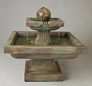 Low Equinox Fountain