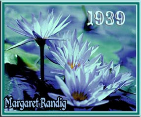 Margaret Randig - Tropical Water Lily