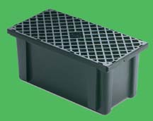 Mechanical Filter Box for Little Giant PE-1F or PES-700