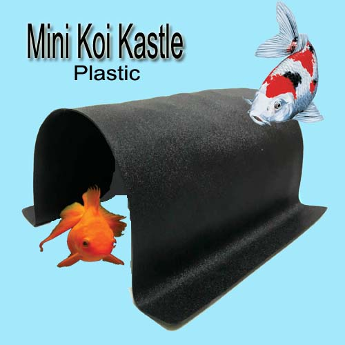Mini Koi Kastle - Plastic