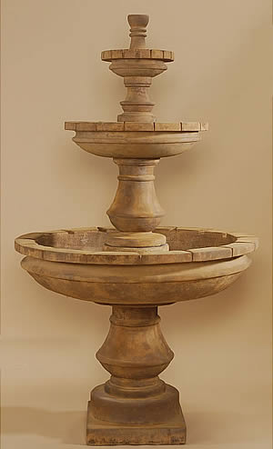 Montefalco 3-Tiered Fountain