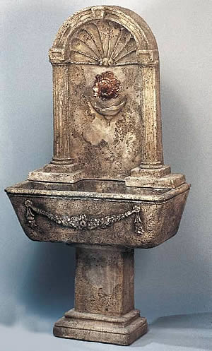 Foro Romano Fountain For Spout