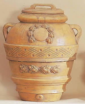 Orico Urn with Lid