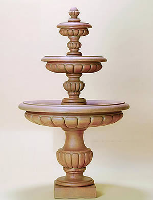 Parigi 3-Tiered Fountain