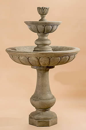 Peotta 2-Tiered Fountain