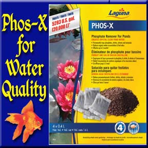Laguna Phos-X - Clear Water Product