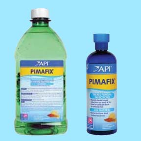 Pimafix - Natural Fungus and Antibacterial Fish Remedy