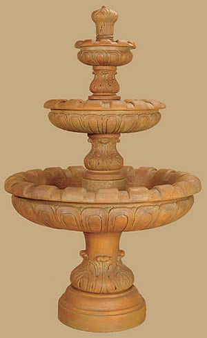 Princesse 3-Tiered Fountain