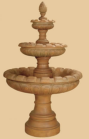 Regale 3-Tiered Fountain