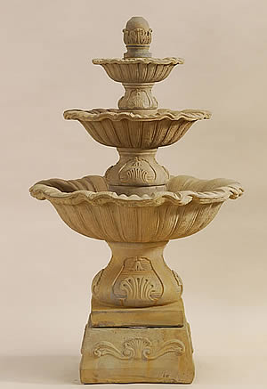 Regina 3-Tiered Fountain